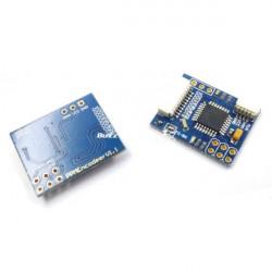 Mini PPM Encoder For Pixhawk PPZ MK MWC Flight Controller