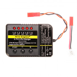 Nine Eagle Galaxy Visitor 3 3.7V LiPo Charger 1A-1.8A NE53100115
