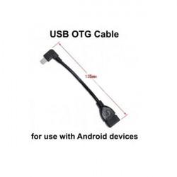 OTG Kabel für Mobius ActionCam und 808 Schlüsselanhänger Kamera