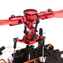 Original WLtoys V977 V966 Metall Omvandling Uppgraderar Komponent Black