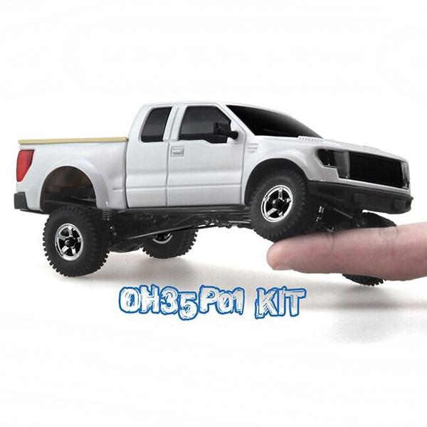 Orlandoo F150 OH35P01 KIT Assemble Climbing RC Car Parts Version RC Toys & Hobbies