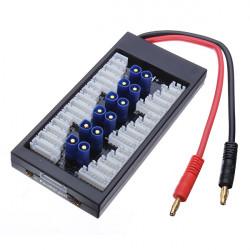 Paraboard V2 Parallel Laddnings Controller för Lipos med EC3 Connector