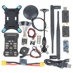 Pixhawk PX4 2.4.6 Flug Steuerpult NEO M8N GPS Radio Telemetrie OSD 3DR 915MHz