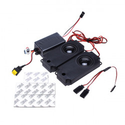 RC Bildelar Motorljud Ställ Accelerator Lyft Sound Set