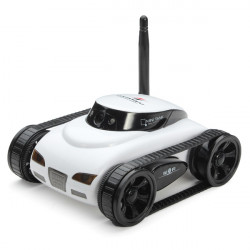 RC Bil Tank 777-270 Mini Wi-Fi Kamera Support iPhone iPad iPod Controller