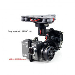 RCTimer IMP 3-Axis Gopro Brushless Gimbal w/Motors&AlexMos Controller