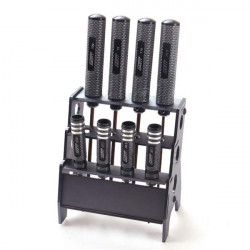 RC Tools RCT-SS001 Screwdriver Rack Tool Holder
