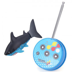 Rc Mini Electrical Shark-shaped Submarine/Boat