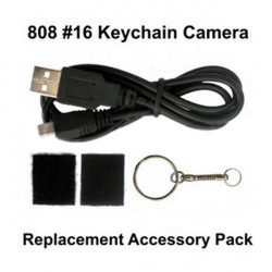 Replacement Accessory Pack For 808 #16 Camera