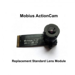 Replacement Standard Lens Module For The Mobius Action Sport Camera