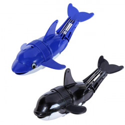 Robotic Fish Diving Dolphins and Whales Swimming Toys Electric Toys
