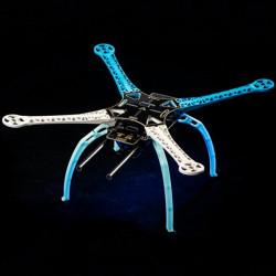 S500 Kretskort Frame Kit W / Landning Växel för FPV Gopro Gimbal F450 Uppgradering