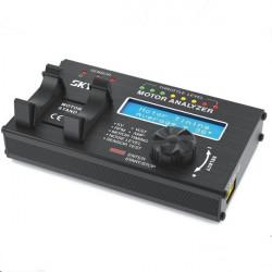 SKYRC Borstlös Motor LCD Analyzer Motor Tester SK-500.020