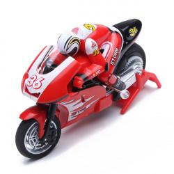 Shenqiwei 1/20 Mini Motorcykel 2.4GHz Moto RTR