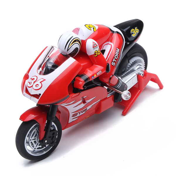 Shenqiwei 1/20 Mini Motorcykel 2.4GHz Moto RTR Radiostyrt