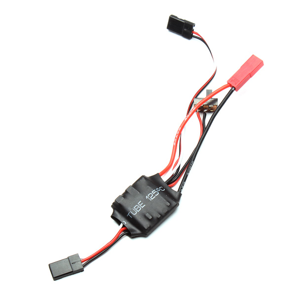 Sinohobby 1/28 RC Car Parts 15A Brushless ESC for Mini Q V28-053BL RC Toys & Hobbies