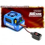 Skyrc TORO SC120A Borstlös Sensored ESC 1/12 RC Bilar Radiostyrt