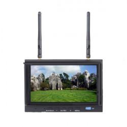 SkyZone SKY-700D FPV 5.8G 32CH 7 Tums TFT-skärm DVR