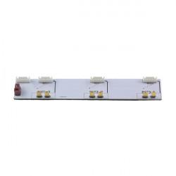 Smart 3 * Batteri Parallell Laddning Controller för Walkera Scout X4 TALI H500