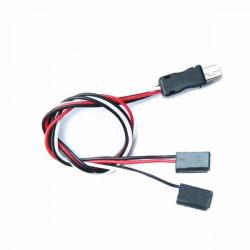 Special AV Udgang Telemetri Tilslutning Kabel for Mobius 808 # 16 Kamera
