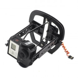 Special Gimbal Camera Mount V2 For Gopro 3+  808 Camera