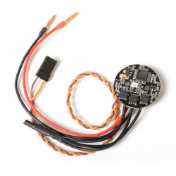 Spedix Round 12A ESC SimonK Program med Rød Grøn Lysdiode for 250-300mm Multicopter