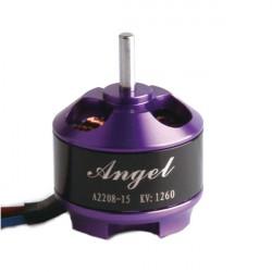 SunnySky Angel A2208 1260 KV 2600KV 2-3S Outrunner Brushless Motor