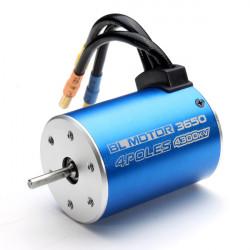 Overgå 1/10 3650 Senseless Brushless 4300/3100 / 2050KV Motor