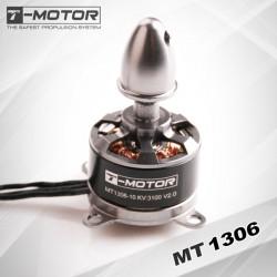T-MOTOR MT1306 3100KV V2.0 Borstlös Motor för RC Quadcopter