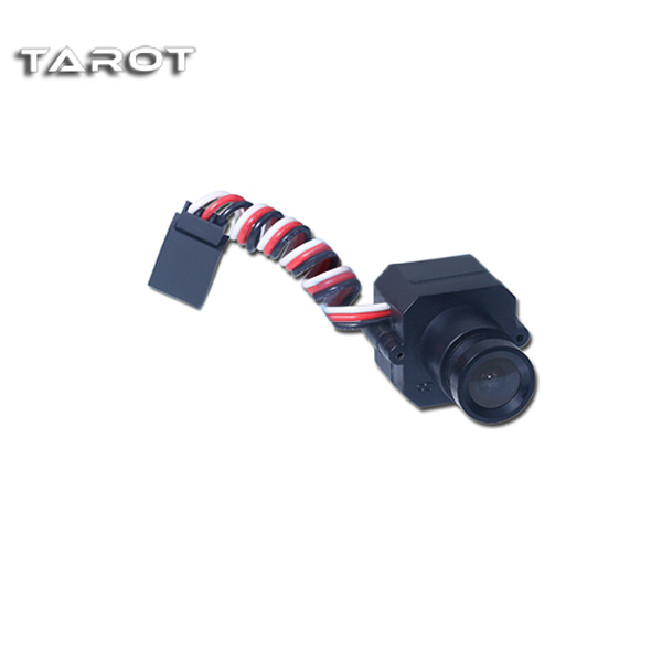 Tarot 12V 600TVL 120 ° 2.8mm FPV Kamera TL300M for RC Quadcopters Fjernstyret