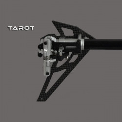 Tarot 450 Pro Metal Carbon Fiber Tail Wave Box Assembly TL48023-01