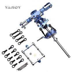 Tarot 450 SPORT Huvud Rotor Head Set Blue TL2413