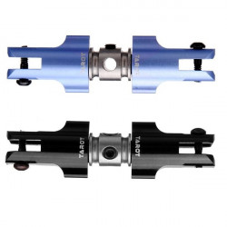 Tarot 480 Metal Tail Rotor Holder Set Blue & Black