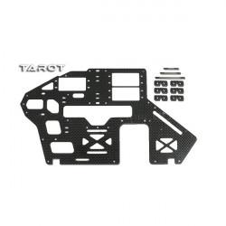 Tarot 500 Main Frame Set 1.6mm Für Standard Servos TL50200 02