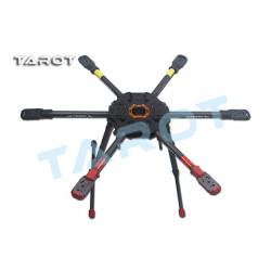 Tarot 810sport FPV 6 Axis Hexacopter Folding Frame Kit TL810S01
