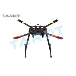 Tarot TL4X001 X4 960MM FPV 4-Axis Quadcopter Folding Frame Kit