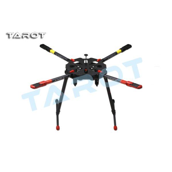 Tarot TL4X001 X4 960MM FPV 4-Axis Quadcopter Folding Frame Kit Radiostyrt