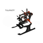 Tarot mcpX 1/2  Metal Carbon Body Frame with Landing Skid TL800000-02 RC Toys & Hobbies