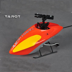 Tarot mcpX/CP/FBL100 Canopy Orange TL800007-01/Black TL800007-02