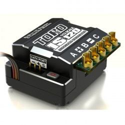 Toro 1S 120A ESC For 1/12 Onroad Competition