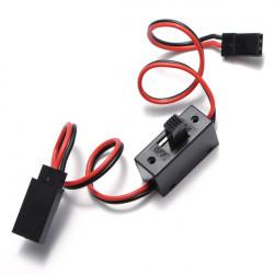 Två-Line Switching Box med 60 Kärna-line för RC Li-Po Batteri