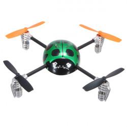 Walkera 4CH QR Ladybird V2 RC Quadcopter + Devo 4 Transmitter (Mode2)