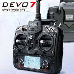 Walkera DEVO 7 2.4GHz 7-channel Devention Transmitter Without Receiver