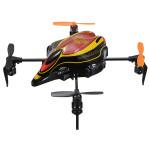 Walkera QR Infra X 6 Axis RC Fjärrkontroll Quadcopter Mini UFO BNF Radiostyrt