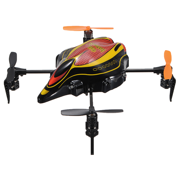 Walkera QR Infra X 6 Axis RC Remote Control Quadcopter Mini UFO BNF RC Toys & Hobbies