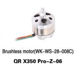 Walkera QR X350PRO Ersatzteil Brushless Motor Z 06 WK WS 28 008C RC Spiele & Hobbies