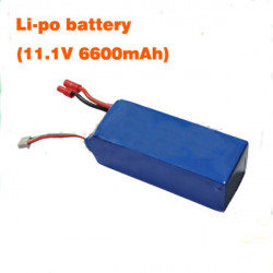 Walkera QR X350 Pro RC Quadcopter Spare Parts 11.1V 6600mAh Battery