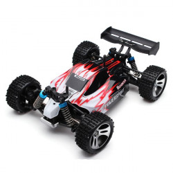 Wltoys A959 RC Bil 1/18 2.4Gh 4WD Off-Road Buggy