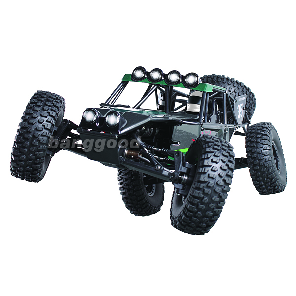 XK K949 1/10 4WD 2.4G RC Climbing Short Course RTR RC Toys & Hobbies