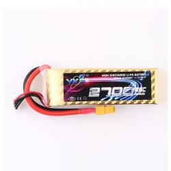 YKS BW206 11.1V 2700mAh 25C XT60 Stecker Li Po Akku für DJI CX 20